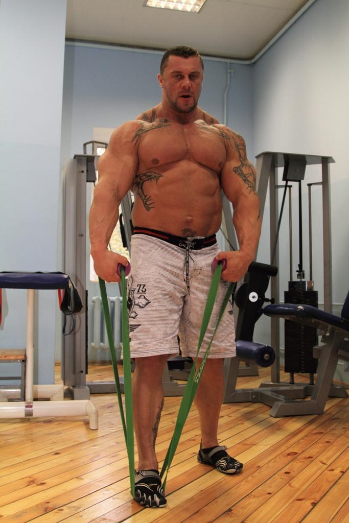 Резинка для фитнеса Купить эластичную ленту для