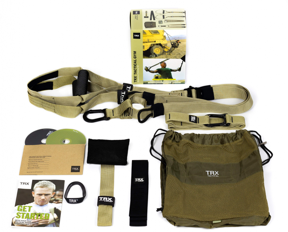 TRX Tactical Gym (New Version)